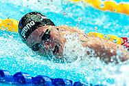 BIANCHI Ilaria ITA Italy<br /> Gwangju South Korea 21/07/2019<br /> Swimming 4x100 freestyle relay men<br /> 18th FINA World Aquatics Championships<br /> Nambu University Aquatics Center <br /> Photo © Giorgio Scala / Deepbluemedia / Insidefoto