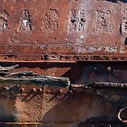 Sachem, Boatyard April 9, 2005