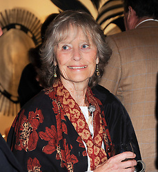 VIRGINIA McKENNA at a party to celebrate the publication of Born Wild by Tony Fitzjohn at The Arts Club, Dover Street, London on 16th September 2010.