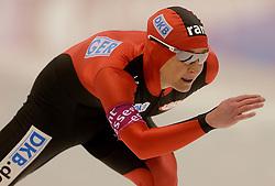 13-01-2013 SCHAATSEN: EK ALLROUND: HEERENVEEN<br /> NED, Speedskating EC Allround Thialf Heerenveen / 1500 women - Claudia Pechstein <br /> ©2013-FotoHoogendoorn.nl