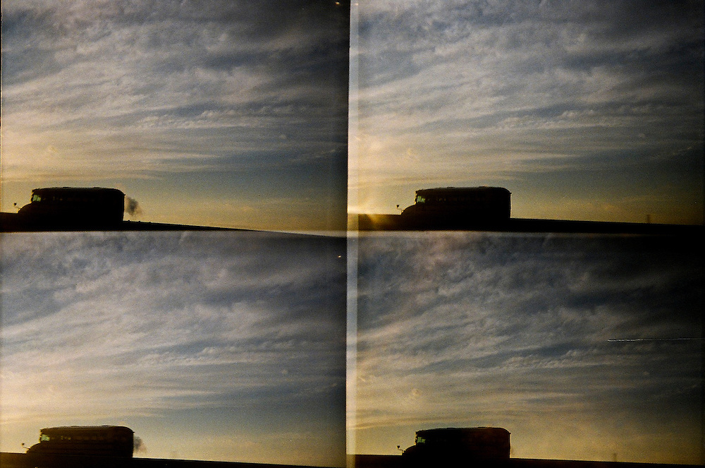 (photo by Matt Roth)..From my Lomo ActionSampler, scanned Tuesday, January 5, 2010. .