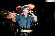 John Mellencamp, pictured during a Notre Dame concert in 2006, is helping both Democrt presidential candidates with concerts.