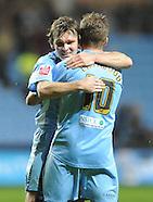 Coventry City v Southampton 041008