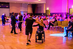 Party after the Award ceremony at Day 4 of 15th Slovenia Open - Thermana Lasko 2018 Table Tennis for the Disabled, on May 12, 2018, in Dvorana Tri Lilije, Lasko, Slovenia. Photo by Vid Ponikvar / Sportida