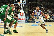 DESCRIZIONE : Campionato 2014/15 Dinamo Banco di Sardegna Sassari - Sidigas Scandone Avellino<br /> GIOCATORE : Jerome Dyson<br /> CATEGORIA : Palleggio Penetrazione<br /> SQUADRA : Dinamo Banco di Sardegna Sassari<br /> EVENTO : LegaBasket Serie A Beko 2014/2015<br /> GARA : Dinamo Banco di Sardegna Sassari - Sidigas Scandone Avellino<br /> DATA : 24/11/2014<br /> SPORT : Pallacanestro <br /> AUTORE : Agenzia Ciamillo-Castoria / M.Turrini<br /> Galleria : LegaBasket Serie A Beko 2014/2015<br /> Fotonotizia : Campionato 2014/15 Dinamo Banco di Sardegna Sassari - Sidigas Scandone Avellino<br /> Predefinita :