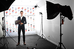 October 20, 2018 - Saint Trond, France - Koen Naert Spike Golden Or Gouden pictured during the ceremony of the Golden Spike Athletics Awards 2018 on October 20, 2018 in Sint-Truiden, Belgium, 20/10/2018 (Credit Image: © Panoramic via ZUMA Press)