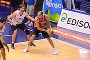 Sassari 20 Agosto 2012 - Qualificazioni Eurobasket 2013 - Allenamento<br /> Nella Foto : MARCO CUSIN<br /> Foto Ciamillo/Castoria