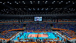 20-10-2018 JPN: Final World Championship Volleyball Women day 18, Yokohama<br /> China - Netherlands 3-0 / Yokohama Arena
