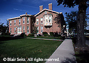 Example of Greek revival on National Registry, Tribals House built in 1846, Erie, Erie Co., PA