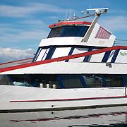 NLD/Huizen/20161009 - TU Boot - de varende expo van Technische Unie