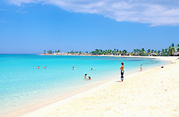 Cuba. Région de Camaguey. Playa Santa Maria. // Cuba. Camaguey province. Santa Maria beach.