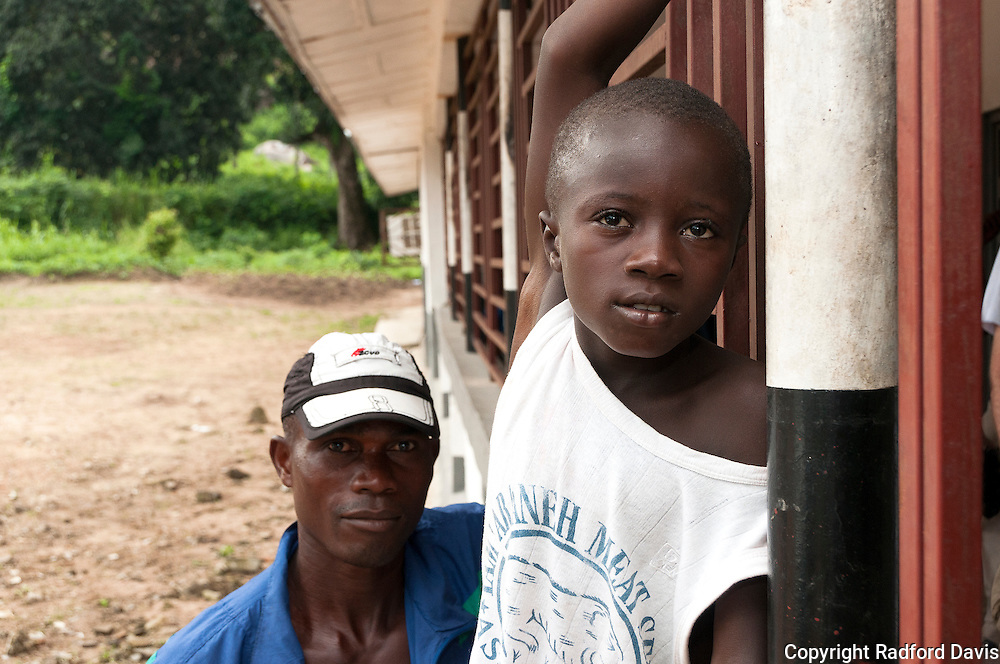 The older brother of this boy died from rabies after being bitten by a rabid dog. That same rabid dog also bit this young boy. Now, 2 months after his bite, we learn about this exposure. The family couldn't afford to travel to Freetown to buy human rabies vaccine to give to the boy to help prevent rabies. They couldn't afford the vaccine either, which is sold at different prices in different pharmacies. We donated money to cover the costs for the family and treating the boy. Unfortunately, there are too many like him who never get the vaccine post-exposure prophylaxis. Africa and Asia remain hot spots for canine rabies. Something has to be done.