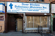 New Vision Deliverance Mimistries Inc., 1472 Flatbush Avenue, Brooklyn.