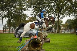 Vanspringel Joris, BEL, Bill Bailey<br /> CNC Minderhout 2020<br /> © Hippo Foto - Dirk Caremans<br /> 25/10/2020
