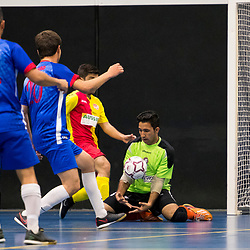 BRISBANE, AUSTRALIA - JULY 16:  during the Series Futsal Queensland Round 5 match between South Brisbane FC and Brisbane All Stars FC on July 16, 2017 in Brisbane, Australia. (Photo by Patrick Leigh Perspectives)