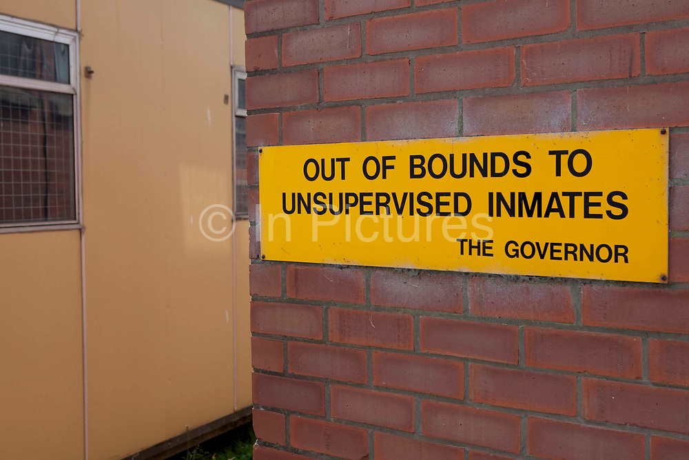 A sign on the wall in the grounds of the prison. HM Prison Styal is a Closed Category prison for female adults and young offenders, located in the village of Styal (near Wilmslow) in Cheshire, England. The prison is operated by Her Majesty's Prison Service. Styal is a Closed Category prison for sentenced and remanded female adults and young offenders. There are also facilities for mothers with babies up to age 18 months. The education provision at Styal is contracted out to The Manchester College. Courses offered include hairdressing, information technology, art and design, ESOL, catering, industrial cleaning, painting & decorating, and Open University support.