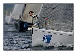 The Brewin Dolphin Scottish Series, Tarbert Loch Fyne...IRL9292 niJinsky Salcombe YC J92s Robert Yates..