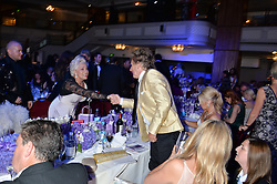 DENISE WELCH and ROD STEWART at The Butterfly Ball in aid of Caudwell Children held at the Grosvenor House, Park Lane, London on 25th June 2015