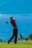 Kapalua Bay Course, Maui, HI (MARCH 16, 2017) - Vancouver, B.C. private school, St. George's, golf team competes at Kapalua Bay Course on the island of Maui, HI during spring break on March 16, 2017. (photo by Marissa Baecker/www.shootthebreeze.ca)