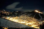 nighttime scenicsPark City, Utah