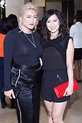 performer Milck aka Connie Lim and sister Annie Lim