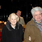 NLD/Hilversum/20061201 - Opening Nederlands Instituut voor Beeld en Geluid, Henk Vonhoff en partner