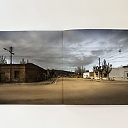 Patagonia Revisited, catalog photography exhibition (pag 44-45) published in conjunction with the Photography Exhibition, at Festival International of Photography, June 2018, Voiron France. Photographs by Alejandro Sala