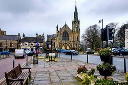 Street scene in Barnard Castle, Teesdale, County Durham, England<br /> <br /> (c) Andrew Wilson | Edinburgh Elite media
