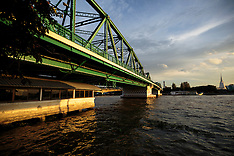 Memorial Bridge, Bangkok, Thailand