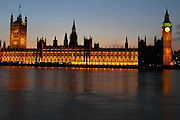 Houses of Parliament, London, Westminster