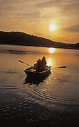York County Park, Lake, Boating, Pennsylvania