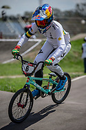 2018 UCI BMX Supercross<br /> Round 7 Santiago Del Estero (Argentina)<br /> Elite Women<br /> Practice<br /> #6 (SAKAKIBARA Saya) AUS