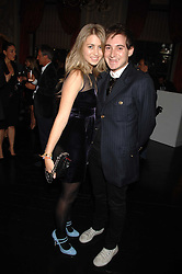 RICHARD DENNEN and INDIA STANDING at the Tatler magazine Summer Party, Home House, Portman Square, London W1 on 27th June 2007.<br /><br />NON EXCLUSIVE - WORLD RIGHTS