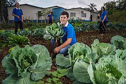 Rudi, ex do programa e professor do ALFA - visa alfabetização de adultos no meio rural, em Catuipe - RS. FOTO: Jefferson Bernardes/ Agência Preview