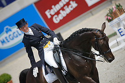 Van Lent - Baetens Sophie (BEL) - Rubens<br /> St. George<br /> CHIO Aachen 2009<br /> Photo © Dirk Caremans
