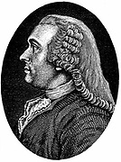 Anne Robert Jacques Turgot (1727-81) French statesman and economist. Engraving.