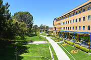 The International Center on Campus at  the University of California Irvine, UCI