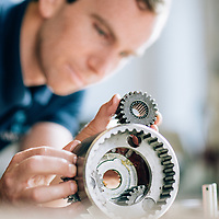 Gearbox engineers designing and manufacturing engineered product