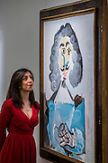 PABLO PICASSO Mousquetaire Painted in 1967. Estimate US$ 5,000,000 – 7,000,000 - Sotheby's previews New York sales of Impressionist, Modern and Contemporary Art.   London Exhibition Dates 9- 13 April 2016, New York Sale Dates Impressionist & Modern Art Evening Sale: 9 May 2016 and Contemporary Art Evening Auction: 11 May 2016