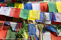 A visit to the Buddhist Pharping Monastery while on Motorcycle Sherpa's Ride to the Heavens motorcycle adventure in the Himalayas of Nepal. Riding from Daman back to Kathmandu. Wednesday, November 13, 2019. Photography ©2019 Michael Lichter.