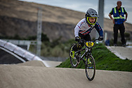 8 Boys #62 (HUNT Jenson) GBR during practice at the 2018 UCI BMX World Championships in Baku, Azerbaijan.