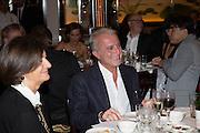 RAFFY MANOUKIAN, Dinner in aid of the China Tiger Revival hosted by Sir David Tang and Stephen Fry  at China Tang, Park Lane, London. 1 October 2013. ,