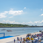 Final races at the 2019 Junior Worlds, on the Sea Forest Waterway, Tokyo, Japan. Sunday 11 August 2019  © Copyright photo Steve McArthur / www.photosport.nz