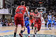 DESCRIZIONE : Campionato 2014/15 Dinamo Banco di Sardegna Sassari - Olimpia EA7 Emporio Armani Milano Playoff Semifinale Gara6<br /> GIOCATORE : Rakim Sanders Joe Ragland<br /> CATEGORIA : Penetrazione Palla Rubata<br /> SQUADRA : Dinamo Banco di Sardegna Sassari<br /> EVENTO : LegaBasket Serie A Beko 2014/2015 Playoff Semifinale Gara6<br /> GARA : Dinamo Banco di Sardegna Sassari - Olimpia EA7 Emporio Armani Milano Gara6<br /> DATA : 08/06/2015<br /> SPORT : Pallacanestro <br /> AUTORE : Agenzia Ciamillo-Castoria/L.Canu