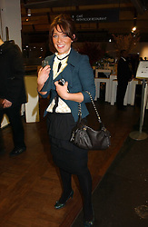 CHARLOTTE-ROSE MELSOME at a party to celebrate the launch of a range of leather accessories designed by Giles Deacon for Mulberry held at Harvey Nichols, Knightsbridge, London on 30th October 2007.<br /><br />NON EXCLUSIVE - WORLD RIGHTS