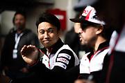 June 10-16, 2019: 24 hours of Le Mans. 8 Kazuki Nakajima,  Toyota Gazoo Racing, TOYOTA TS050 - HYBRID
