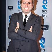 NLD/Hilversum/20150217 - Inloop Buma Awards 2015, John Ewbank