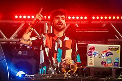 Lilo durante a 25ª edição do Planeta Atlântida. O maior festival de música do Sul do Brasil ocorre nos dias 31 Janeiro e 01 de fevereiro, na SABA, praia de Atlântida, no Litoral Norte do Rio Grande do Sul. FOTO: <br /> Gustavo Granata/ Agência Preview