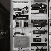 Radio consoles, Palmer Station