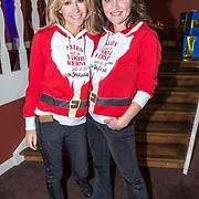 NLD/Amsterdam/20181206 - Sky Radio's Christmas Tree For Charity, Wendy van Dijk en Fockeline Ouwerkerk